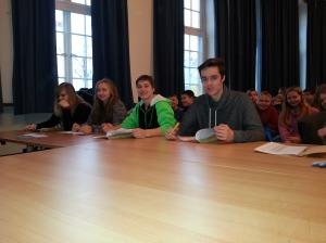 Die Jury :)