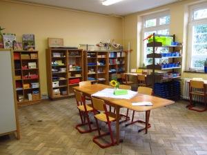 Blick ins Lernbüro